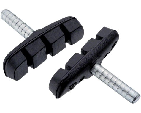 Jagwire Mountain Sport Cantilever Brake Pads (Black) (1 Pair) (53mm Pad)