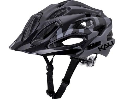 Kali Maraka Helmet (Logo Matte Black/Grey)