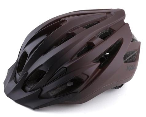 Kali Alchemy Mountain Bike Helmet (Matte Black/Burgundy)