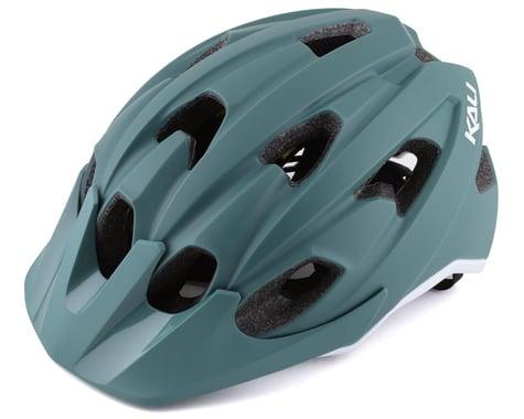 Kali Pace Helmet (Solid Matte Moss/White) (S/M)