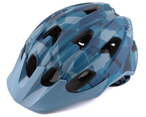 Kali Pace Helmet (Camo Matte Thunder Blue) (S/M)