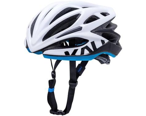 Kali Loka Valor Helmet (Matte White/Black/Blue)