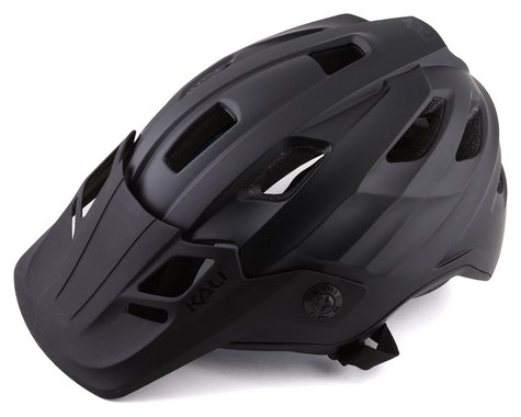 Kali Maya 3.0 Mountain Helmet (Solid Matte Black) (XS/S)