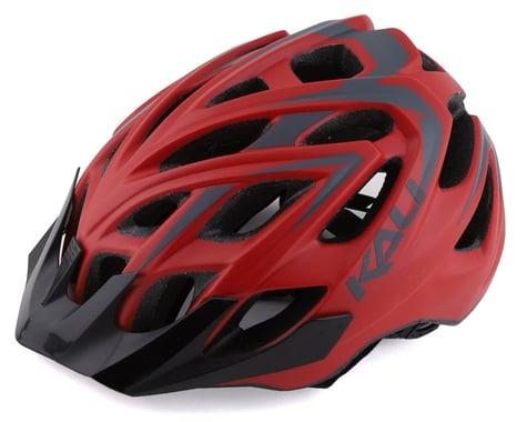 Kali Chakra Plus Helmet (Red /Gunmetal) (S/M)