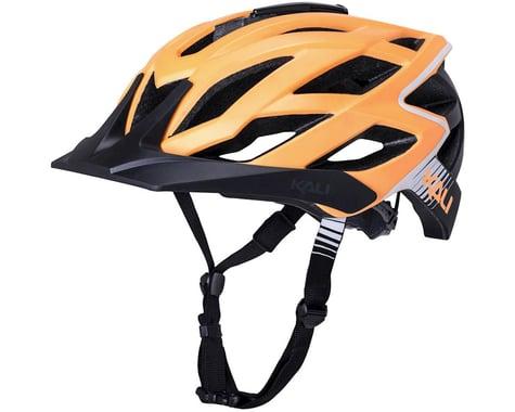 Kali Lunati Helmet (Frenzy Matte Orange/Black)