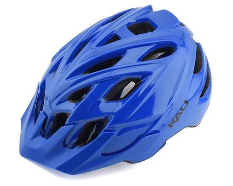 Kali Chakra Solo Helmet (Solid Gloss Blue) (S/M)