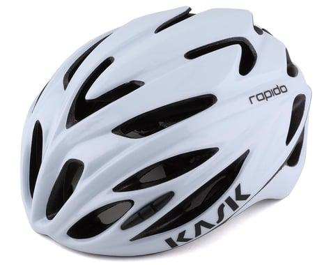 KASK Rapido Helmet (White) (L)