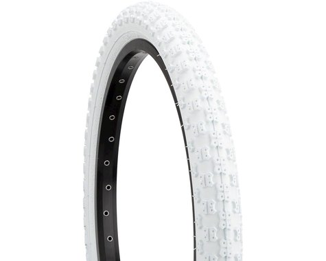 """Kenda K50 BMX Tire (White) (2-1/4"""") (12/12.5"""")"""