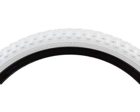 "Kenda K50 BMX Tire (White) (1.75"") (20"" / 406 ISO)"