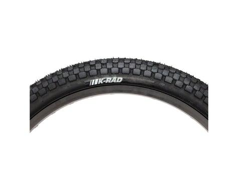 "Kenda K-Rad Tire (Black) (2.125"") (20"" / 406 ISO)"