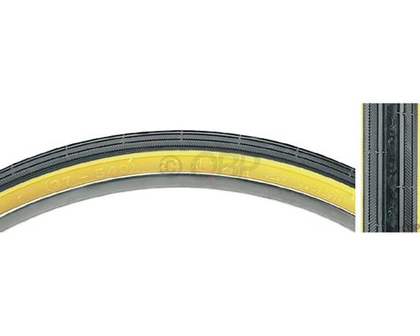 "Kenda Street K40 Tire (Tan Wall) (1-3/8"") (24"" / 540 ISO)"