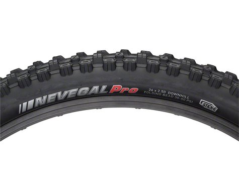 Kenda Nevegal Pro Tire - 26 x 2.5, Clincher, Folding, Black