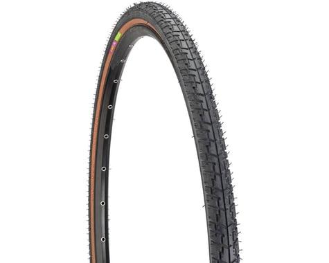 Kenda Street K830 Hybrid Tire (Black/Mocha) (38mm) (700c / 622 ISO)