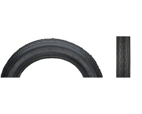 "Kenda Street K124 Tire (Black) (2.25"") (12/12.5"")"