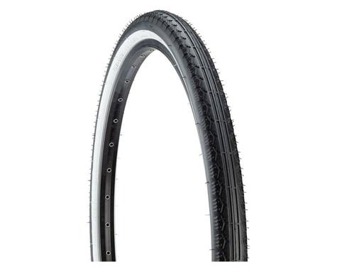 """Kenda Cruiser K130 Tire (Black/White) (2.125"""") (26"""" / 559 ISO)"""