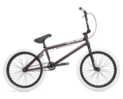 "Kink 2020 Gap XL 21"" BMX Bike (21"" Toptube) (Matte Trans Maroon w/ White Tires)"