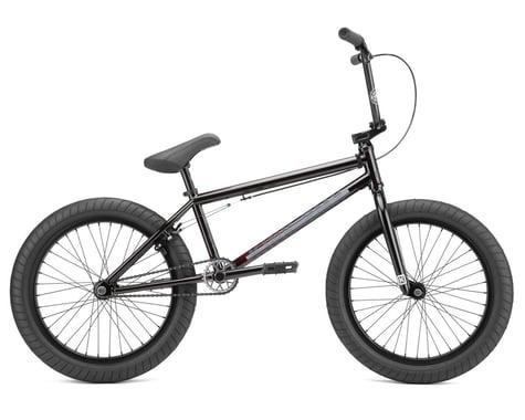 """Kink 2022 Whip BMX Bike (20.5"""" Toptube) (Black Fade)"""