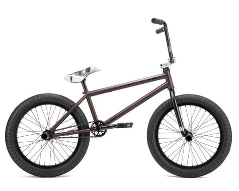 "Kink 2022 Switch BMX Bike (20.75"" Toptube) (Matte Oxblood Black)"