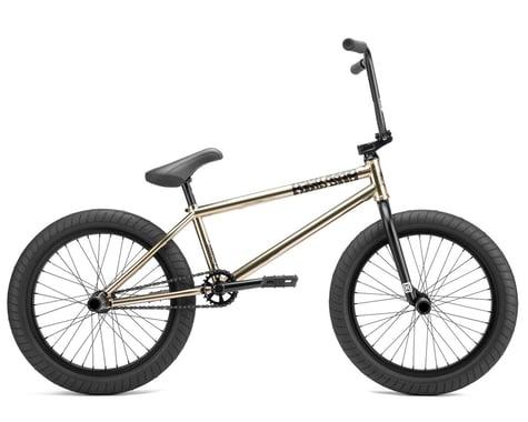 "Kink 2022 Cloud BMX Bike (21"" Toptube) (Iridescent Chrome)"