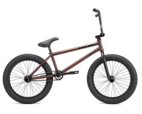 "Kink 2022 Williams BMX Bike (21"" Toptube) (Matte Rattlesnake Brown)"