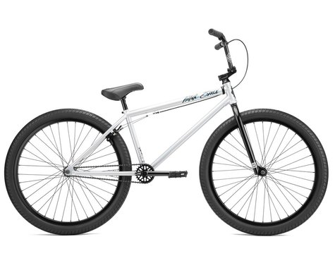 """Kink 2022 Drifter 26"""" BMX Bike (22.25"""" Toptube) (Digital White)"""