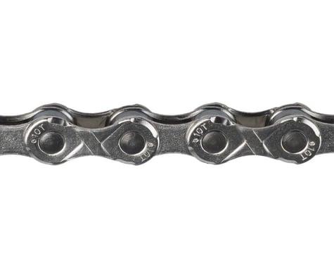 KMC e10 E-Bike Chain (Silver) (10 Speed) (136 Links)