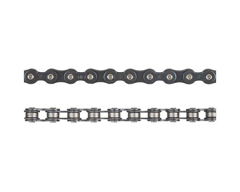 KMC Z510HX Heavy Duty Single Speed Chain (Gunmetal) (112)