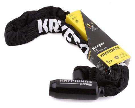 Kryptonite Keeper 585 Integrated Chain Lock (Black) (2.8'/85cm)
