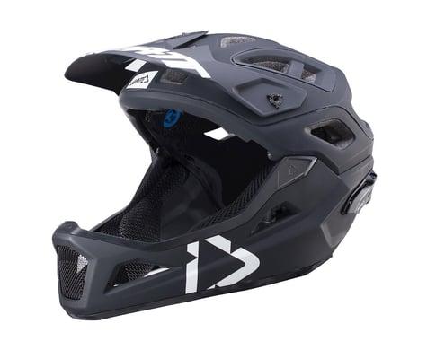 Leatt DBX 3.0 Enduro Helmet (Black/White)