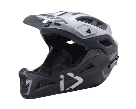 Leatt DBX 3.0 Enduro Helmet (Brushed)
