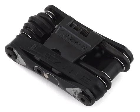 Lezyne RAP II CO2 Multi Tool (Black) (19 Tools)