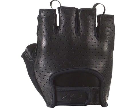 Lizard Skins Aramus Classic Short Finger Gloves (Jet Black)