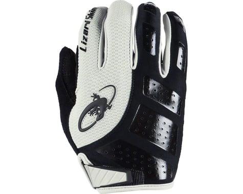 Lizard Skins Monitor SL Gel Full Finger Gloves (Black/White)