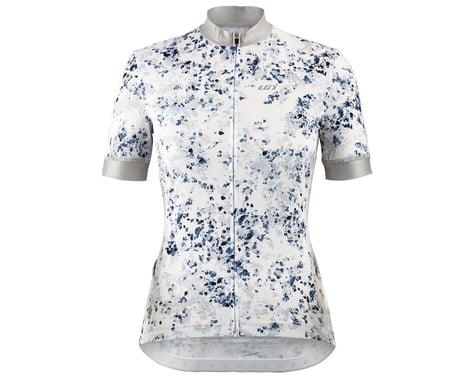 Louis Garneau Women's Art Factory Jersey (Blue) (S)