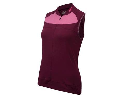 Louis Garneau Women's Beeze 2 Jersey (Magenta/Purple)