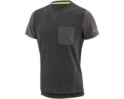 Louis Garneau T-Dirt Jersey (Black/Grey)