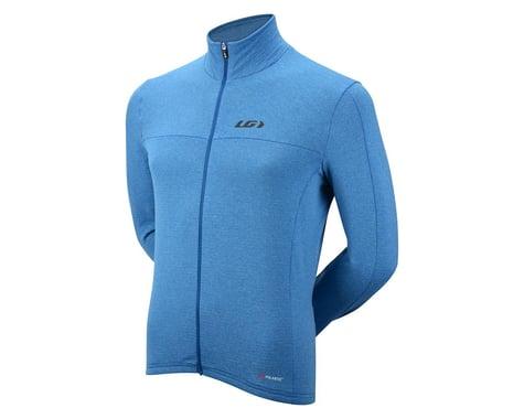 Louis Garneau Power Wool Long Sleeve Jersey (Blue) (Xlarge)
