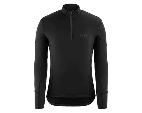 Louis Garneau Edge 2 Long Sleeve Jersey (Black) (S)