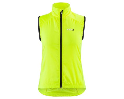 Louis Garneau Women's Nova 2 Cycling Vest (Bright Yellow) (XS)