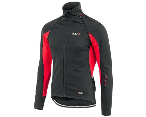 Louis Garneau Spire Convertible Bike Jacket (Black/Red)