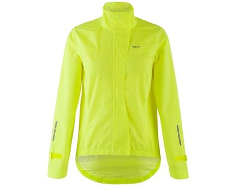 Louis Garneau Women's Sleet WP Jacket (Yellow) (S)