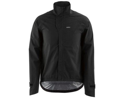 Louis Garneau Men's Sleet WP Jacket (Black) (S)