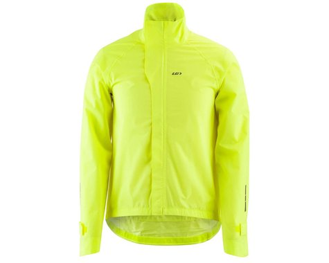 Louis Garneau Men's Sleet WP Jacket (Yellow) (S)