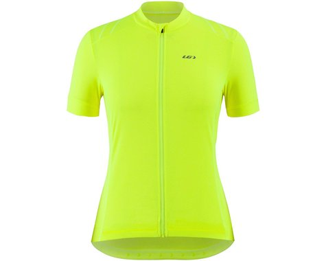 Louis Garneau Women's Beeze 3 Jersey (Bright Yellow) (M)