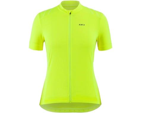 Louis Garneau Women's Beeze 3 Jersey (Bright Yellow) (2XL)