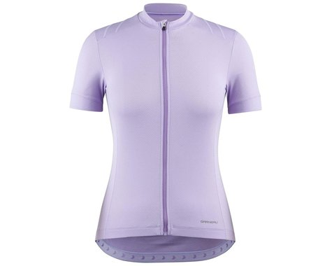Louis Garneau Women's Beeze 3 Jersey (Lavender) (XL)