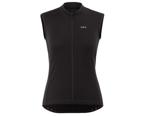 Louis Garneau Women's Beeze 3 Sleeveless Jersey (Black) (L)
