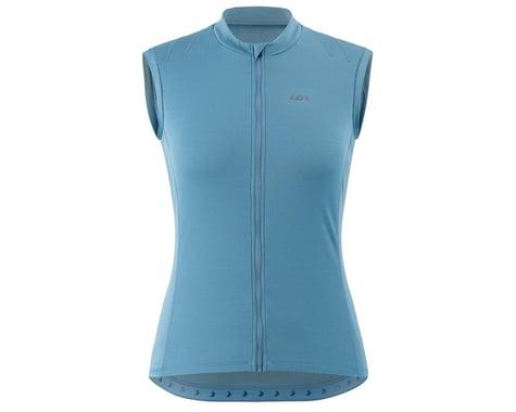 Louis Garneau Women's Beeze 3 Sleeveless Jersey (Half Moon Blue) (XL)