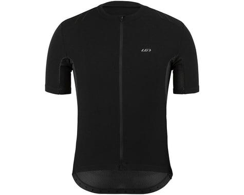 Louis Garneau Lemmon 3 Short Sleeve Jersey (Black) (M)