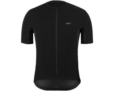 Louis Garneau Lemmon 3 Short Sleeve Jersey (Black) (2XL)